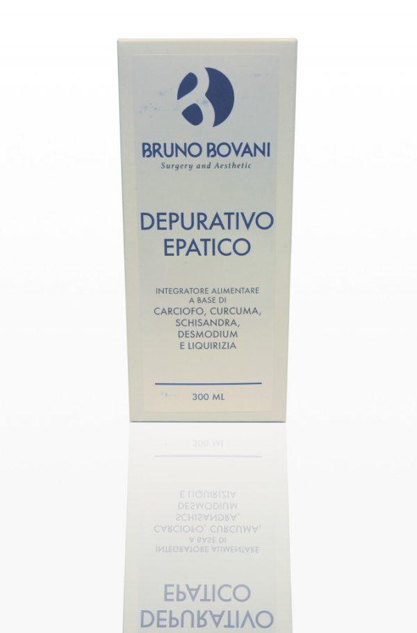 """Integratore alimentare """"DEPURATIVO EPATICO"""" 300ml"""